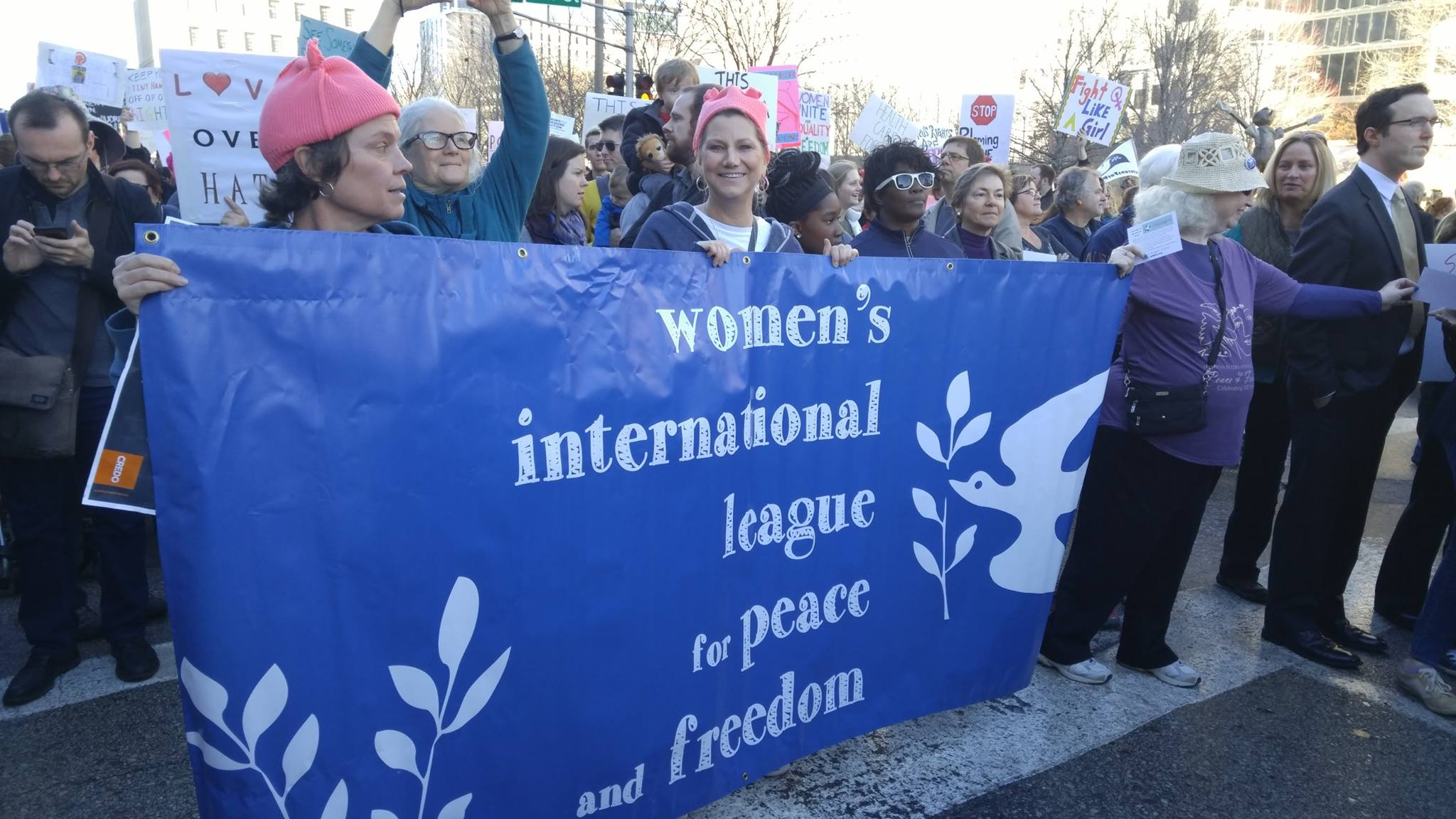Women's International League for Peace and Freedom St. Louis Branch